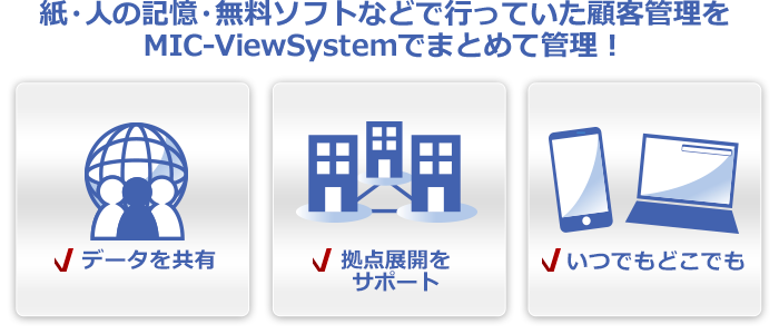 ViewSystemとは?